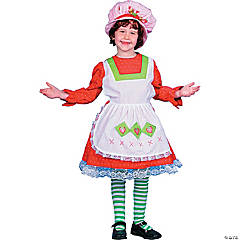 Girl's Fairy Tale Country Costume - Large