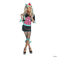 Girl's Monster High™ Lagoona Blue Costume - Medium