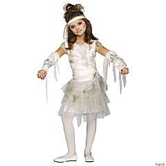Girl's Mummy Costume - Large