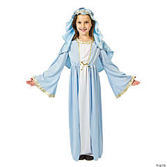 Girl's Premium Mary Costume