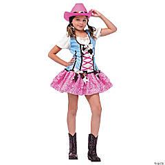Girl's Rodeo Sweetie Costume