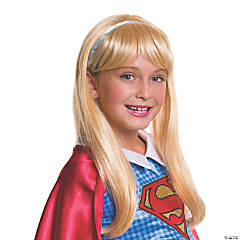 Girl's Supergirl™ Wig
