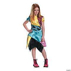 Girl's The Nightmare Before Christmas™ Sally Costume - Large