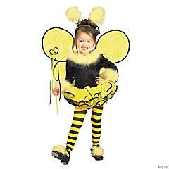 Girl's Tutu Bumblebee Costume - Small