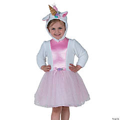 Girl's Unicorn Tutu Costume - XS