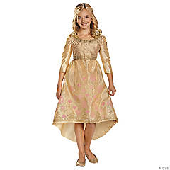 Girl's Aurora Coronation Gown Costume - Small