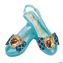 Girl's Brave™ Merida  Sparkle Shoes