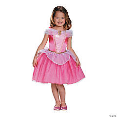 Girl's Classic Aurora Costume - Small