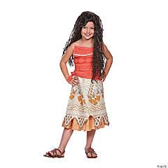 Girl's Classic Disney's Moana™ Costume - Small