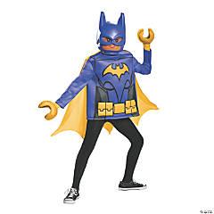 Girl's Classic LEGO Batgirl Costume