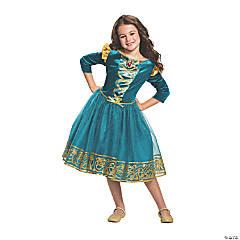 Girl's Classic Merida Costume - Toddler