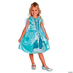Girl's Classic Sparkle Cinderella™ Costume - Extra Small