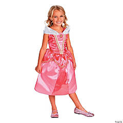 Girl's Classic Sparkle Sleeping Beauty™ Costume - Small