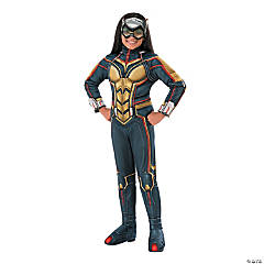 Girl's Deluxe Ant-Man & The Wasp™ Wasp Costume - Large