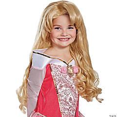 Girl's Deluxe Aurora Wig