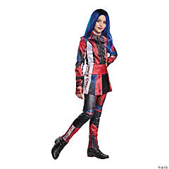 Girl's Deluxe Descendants Evie Costume - Large