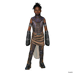 Girl's Deluxe Marvel Black Panther™ Shuri Costume - Medium