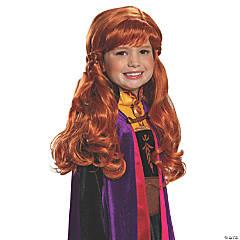 Girl's Disney's Frozen II Anna Wig