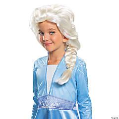 Girl's Disney's Frozen II Elsa Wig