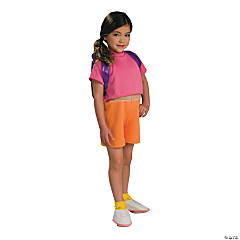 Girl's Dora Costume