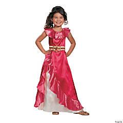 Girl's Elena Adventure Dress Costume - Extra Small