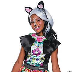 Girl's Enchantimals™ Sage Skunk Wig with Ears