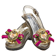 Girl's Frozen Anna Shoes