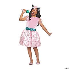 Girl's Jigglypuff Costume - Medium