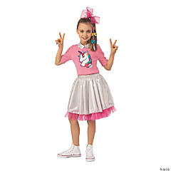 Girl's JoJo Siwa Kid in a Candy Store Costume - Small