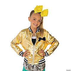 Girl's JoJo Siwa Yellow Hair Bow