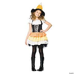Girl's Kandy Korn Costume - Small