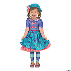 Girl's Little Charmers™ Lavender Costume - Small