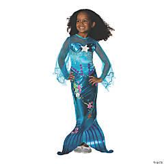 Girl's Mermaid Costume - Medium