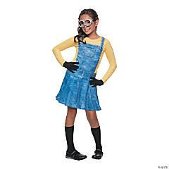 Girl's Minion Costume
