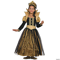 Girl's Renaissance Princess Costume - Small