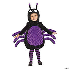 Girl's Silly Spider Costume