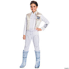 Girl's Star Wars™ Forces of Destiny Leia Organa Costume - Small