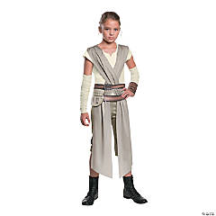 Girl's Star Wars: The Force Awakens™ Rey Costume - Large