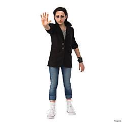 Girl's Stranger Things™ Punk Look Costume - Large