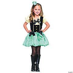 Girl's Tea Party Princess Costume - Large
