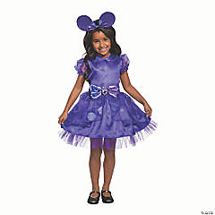 Girl's Toddler Classic Minnie Potion Costume - 3T-4T