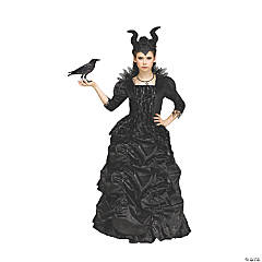 Girl's Wicked Queen Costume - 3T-4T