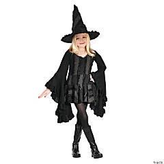 Girl's Witch Stitch Costume - Small