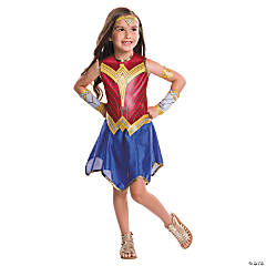 Girl's Wonder Woman Costume - Small