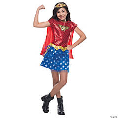 Wonder Woman Costumes For All Ages 2019 Oriental Trading Company