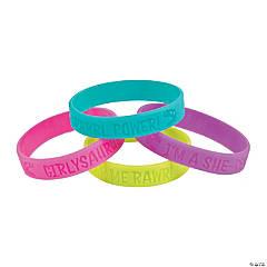 Girlysaurus Bracelets