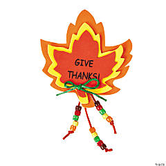 """Give Thanks!"" Magnet Craft Kit"