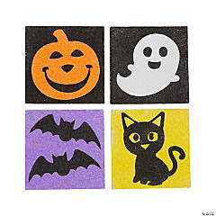 Giveaway Halloween Sand Art Pictures - 24 Pc.