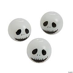 Glass Zombie Beads - 14mm a 1mm hole