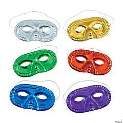 Gleaming Masquerade Masks